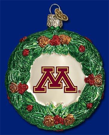Old World Weihnachten Minnesota Kranz Weihnachten Ornament