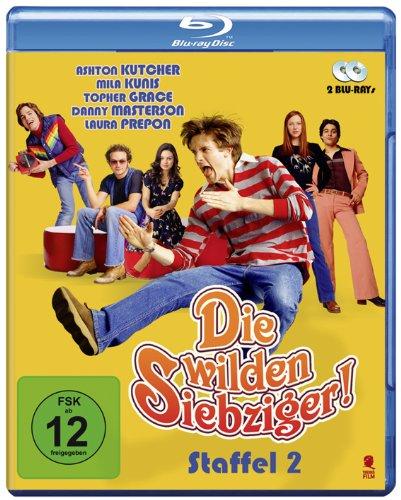 ! - Die komplette 2. Staffel (2 Blu-rays) (Film White Queen)