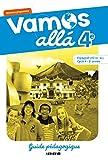 Vamos allá 4e - Cycle 4, 2eme année - Espagnol LV2 (A1, A1+) - Guide pédagogique