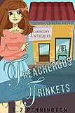 Treacherous Trinkets (Rose Hollow Mysteries Book 2)