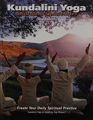 Pdf Kundalini Yoga Sadhana Guidelines By Gurucharan Singh