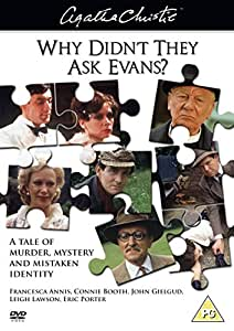 Agatha Christie S Why Didn T They Ask Evans Dvd Amazon