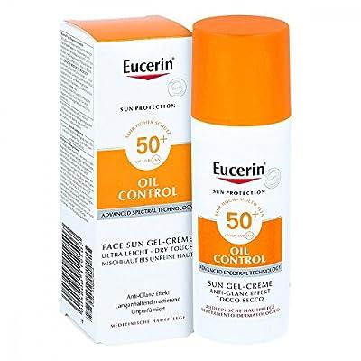 Eucerin Sun Gel-creme Oil