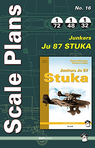 Scale Plans No. 16: Junkers Ju 87 Stuka
