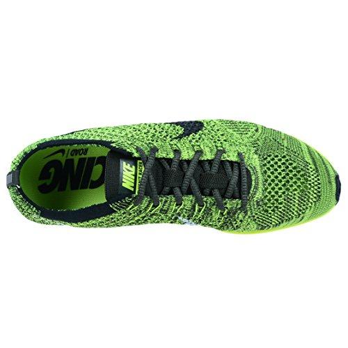 sequoia Verde black Herren Verde Nike volt Flyknit Laufschuhe Racer I8FqZUx