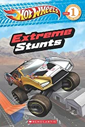 Hot Wheels: Extreme Stunts (Scholastic Reader - Level 1 (Quality))