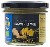 Ölmühle Solling - KokosWürzÖl Ingwer Lemon EG-Bio