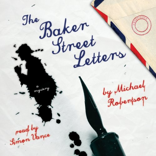 The Baker Street Letters  Audiolibri