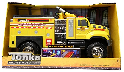 tonka-mighty-motorized-yellow-tough-cab-fire-engine-pumper-truck-by-tonka
