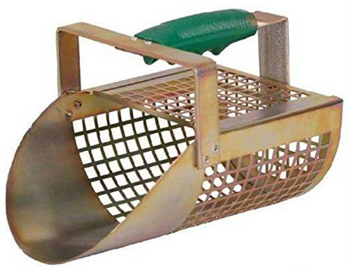 Paletta con setaccio in ferro garrett metal detector