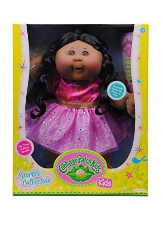 cabbage-patch-kids-sparkle-collection-brown-hair-brown-eyes-pink-dress-by-cabbage-patch-kids