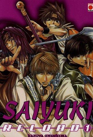 saiyuki-reload-vol1