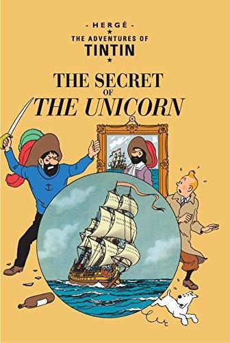 Le Secret de la Licorne par Herge