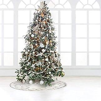 AEROBATICS-Deco-runde-Filz-BaumdeckeBaumdecke-Weihnachtsbaumdecke-Baumschrze-Weihnachtsdecke-Verkleidet-den-Baumstnder