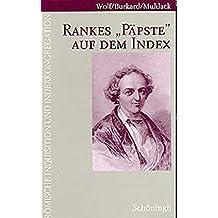 Rankes 'Päpste' auf dem Index (Römische Inquisition und Indexkongregation)