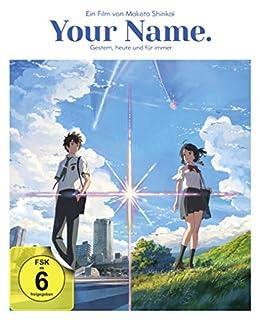 Your Name. - Gestern, heute und für immer - Limited Collector's Edition BD [Blu-ray]
