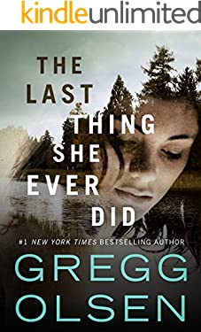The Last Thing She Ever Did (English Edition)