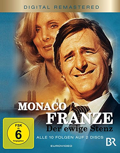 Monaco Franze - Der ewige Stenz - Box - Digital Remastered [Blu-ray]