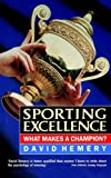Sporting Excellence: What Makes a Champion?