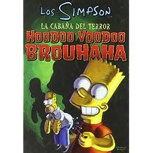 HOODOO-VOODOO: CABAÑA DEL TERROR Nº 3 (SIMPSON ALBUMES)