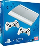 Sony Playstation 3 SuperSlim (500GB - Limited Color Edition - weiß)