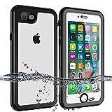 Besinpo iPhone 6 iPhone 6s Waterproof Case, Full-Body Protective Shockproof Dustproof Snowproof Underwater