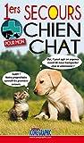 Livre 1ers secours pour mon chien/chat