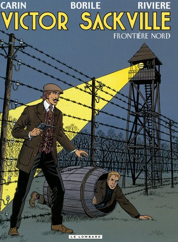 Victor Sackville - tome 22 - FRONTIERE NORD