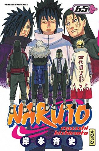 Naruto Vol.65 par KISHIMOTO Masashi