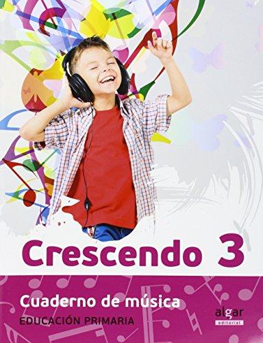 Crescendo 3: Cuaderno de música