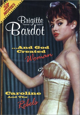 Dieu Crea Femme - Caroline & The Rebels/And God [Import USA