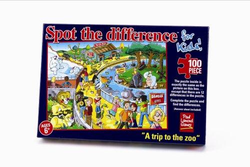 Paul Lamond Games - Puzzle de 100 Piezas Importado de Inglaterra