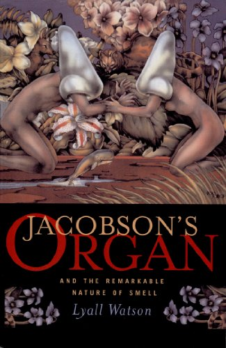 Jacobson\'s Organ: And the Remarkable Nature of Smell (English Edition)