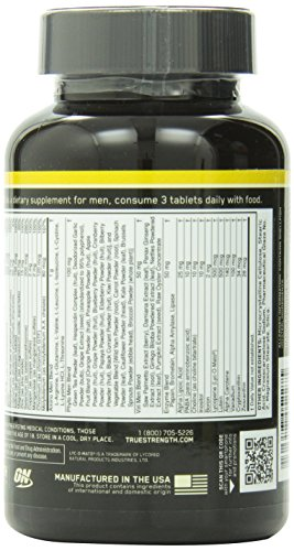 Optimum Nutrition (ON) Opti-Men - 150 Tablets