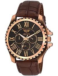SKOFF Analogue Black Dial Men's Watch - ES00057