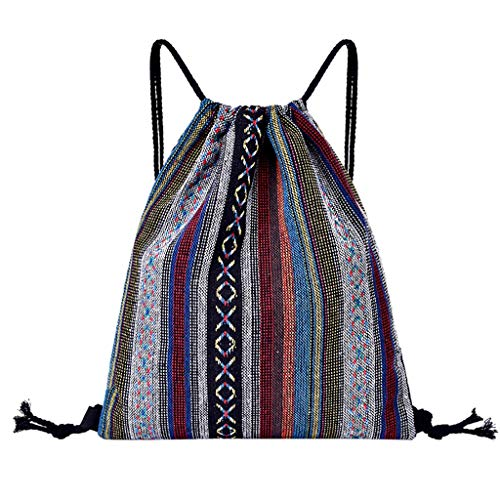 Produp 2019 Hot Fashion Frauen Kordelzug druck Rucksack Fitness Tasche Frauen Sport Bündel Tasche Strandtasche