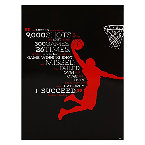 Posters Poster Michael Jordan Poster Motivation Inspirational