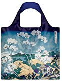 LOQI Museum Hokusai's Fuji from Gotenyama Reusable Shopping Bag, Multicolored by LOQI