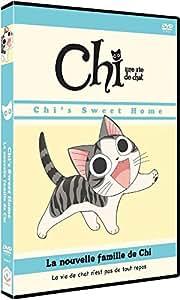 Chi, une vie de chat - Vol. 1 : La nouvelle famille de Chi