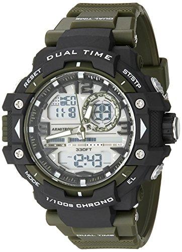 armitron-sport-homme-20-5062grn-analogique-et-digital-chronographe-montre-avec-bracelet-en-resine-ve