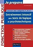 Image de Entrainement intensif aux tests de logique et psychotechniques - Concours des catégories A, B et C