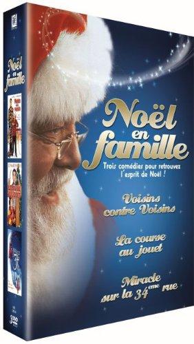 Noël en famille - Coffret 3 DVD