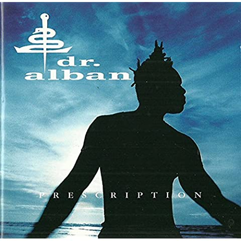incl. Because Of You (CD Album Dr. Alban, 12 Tracks)