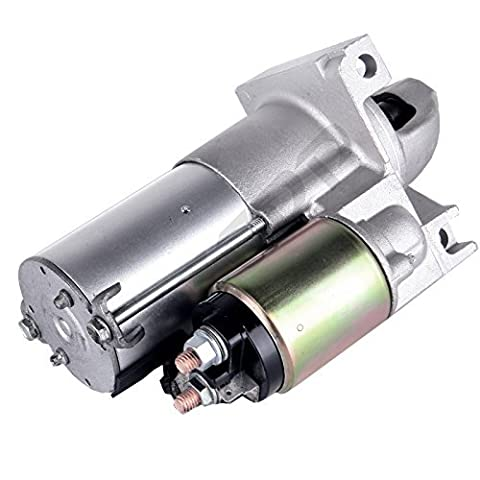 ECCPP® New Starter Motor For Chevrolet S10 CAVALIER 2.2L 2002 2003 2004 IMPALA MONTE CARLO VENTURE 3.4L Buick CENTURY RENDEZVOUS Oldsmobile ALERO SILHOUETTE Pontiac AZTEK GRAND AM MONTANA by ECCPP