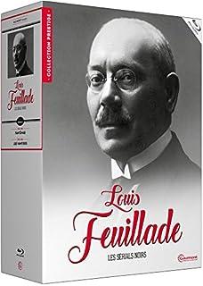 Coffret Louis Feuillade - les Sérials noirs (Fantomas & Les Vampires) [Blu-ray] [Édition Limitée] [Import italien] (B0731SSDTJ) | Amazon Products