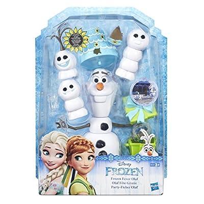 Disney Frozen Muñeco, Color Blanco (Hasbro B5167EU0) por Hasbro