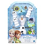 Disney Frozen Muñeco, Color Blanco (Hasbro B5167EU0)