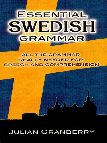 Essential Swedish Grammar (Dover Language Guides Essential Grammar) (English Edition)
