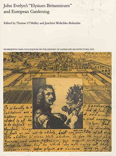 [(John Evelyn's Elysium Britiannicum and European Gardening)] [By (author) T. O'Malley] published on (June, 1998)