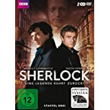 Sherlock - Staffel 3 inklusive Postkartenset